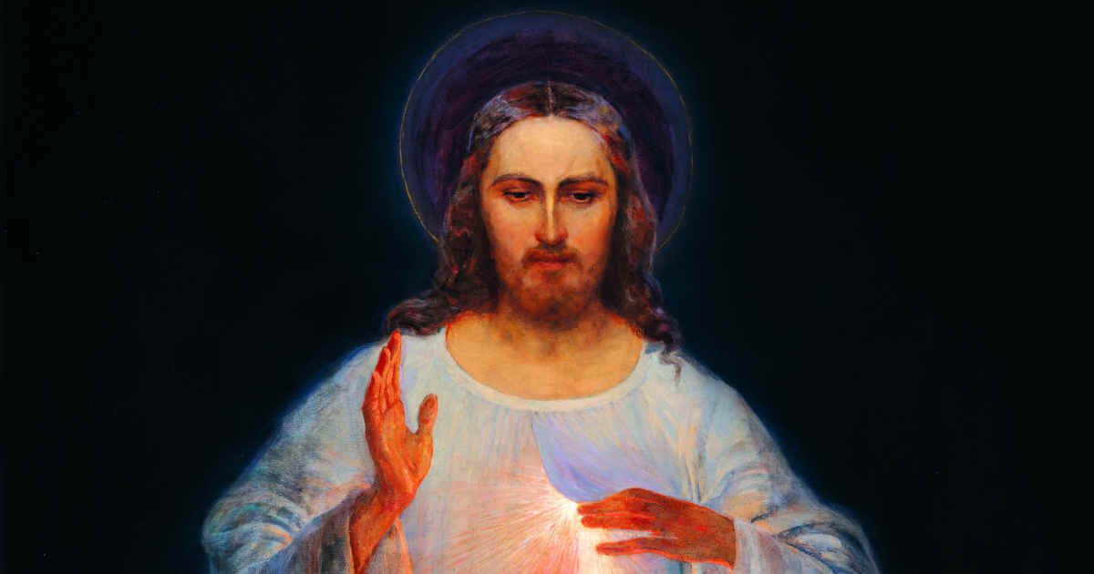 A Nine Day Divine Mercy Novena - Daily Reflections on Divine Mercy